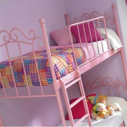 Кованая кровать Зигоал 1