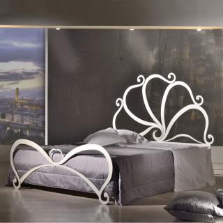 Кованая кровать Адальри