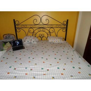 Кованая кровать Адельнио