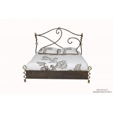 Кованая кровать Альбизиго