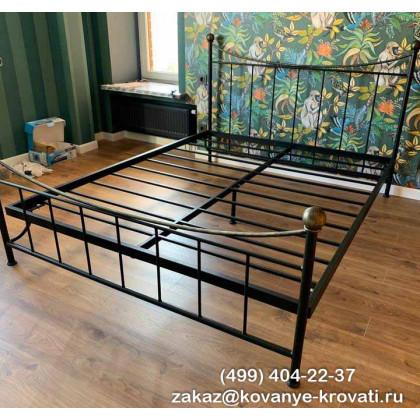 Кованая кровать Амал 1