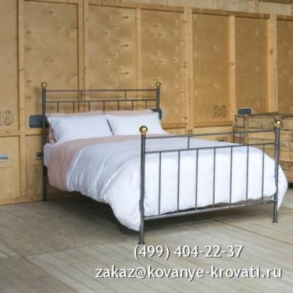 Кованая кровать Андрио 1