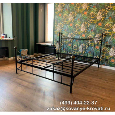 Кованая кровать Андрио
