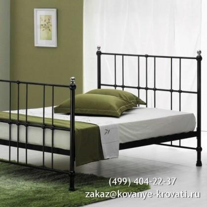 Кованая кровать Аральф 1