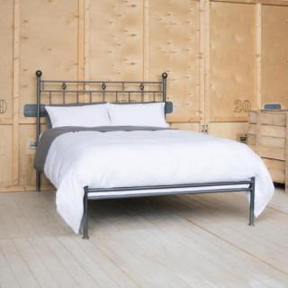 Кованая кровать Арнио