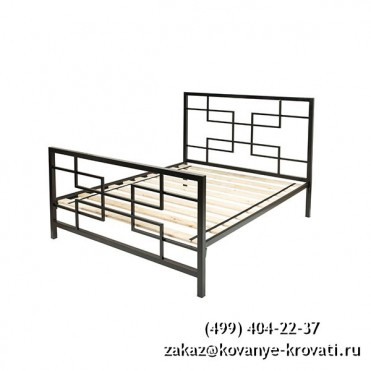 Кованая кровать Азхилдис