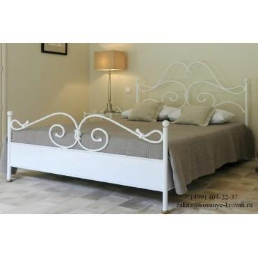 Кованая кровать Брандгун