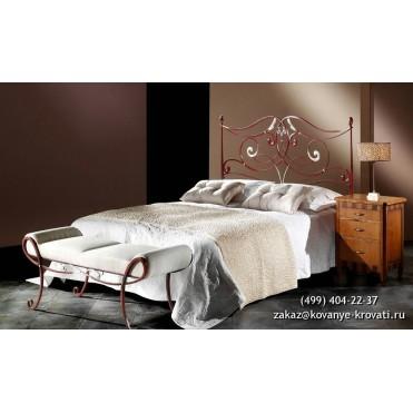 Кованая кровать Брантир