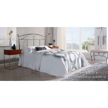 Кованая кровать Буба
