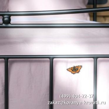 Кованая кровать Джоринго