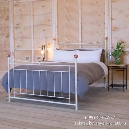 Кованая кровать Джоринго 1
