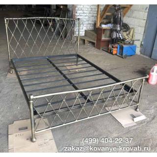 Кованая кровать Эдэн