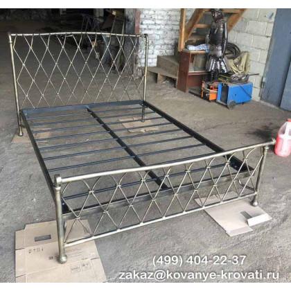 Кованая кровать Эдэн 1