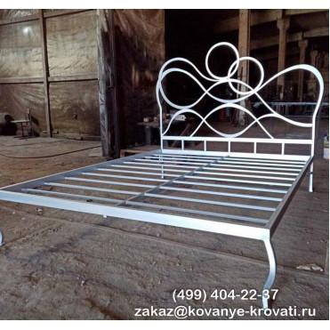 Кованая кровать Элегия