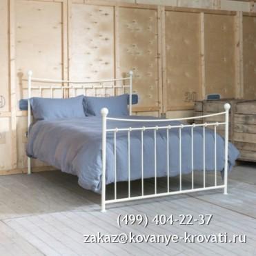 Кованая кровать Элир