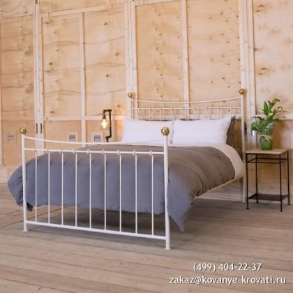 Кованая кровать Элир 1