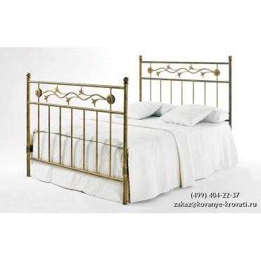 Кованая кровать Эогун