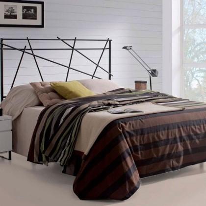 Кованая кровать Фрирун 1