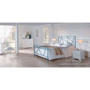 Кованая кровать Фрирун
