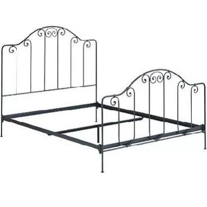 Кованая кровать Фродгаст 1