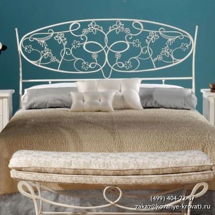 Кованая кровать Фруатон 1