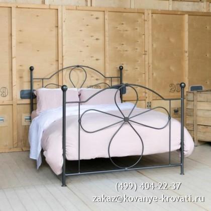 Кованая кровать Гастгорд 1