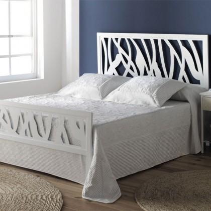 Кованая кровать Грифмор 1