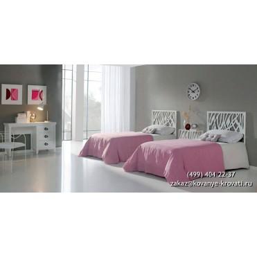 Кованая кровать Грифмор