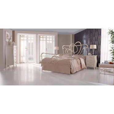 Кованая кровать Гуннио