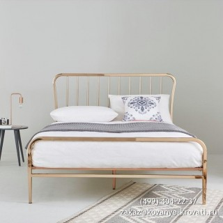 Кованая кровать Гвинрек