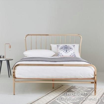 Кованая кровать Гвинрек 1
