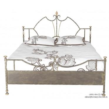 Кованая кровать Хардлин