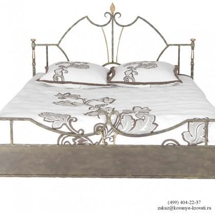 Кованая кровать Хардлин 1