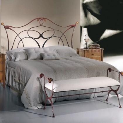 Кованая кровать Ильмистат 1