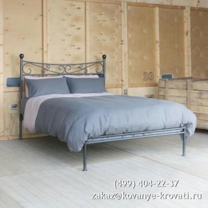 Кованая кровать Имберта 1
