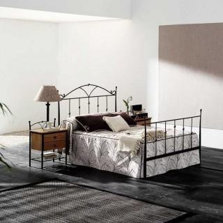 Кованая кровать Инголис
