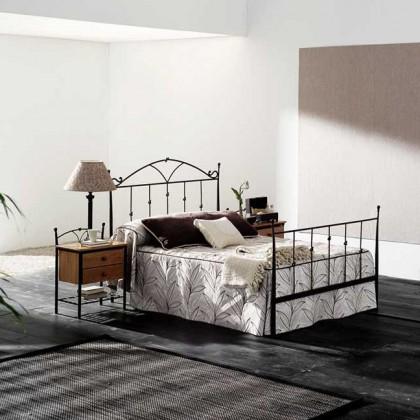 Кованая кровать Инголис 1