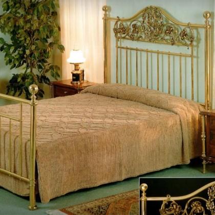 Кованая кровать Лекун 1