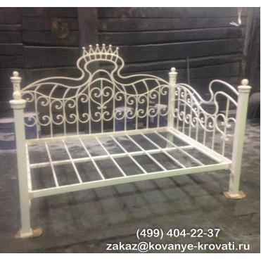Кованая кровать Марианна