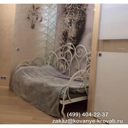 Кованая кровать Марлин 1