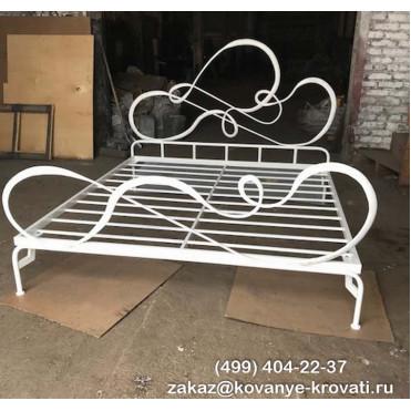 Кованая кровать Мэдисон