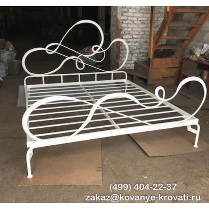 Кованая кровать Мэдисон 1