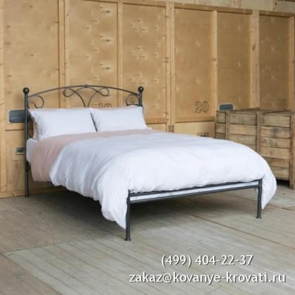 Кованая кровать Мерлус 1