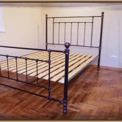 Кованая кровать Ориос 1