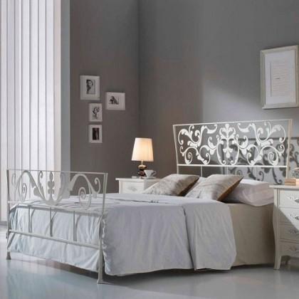 Кованая кровать Рахгейр 1