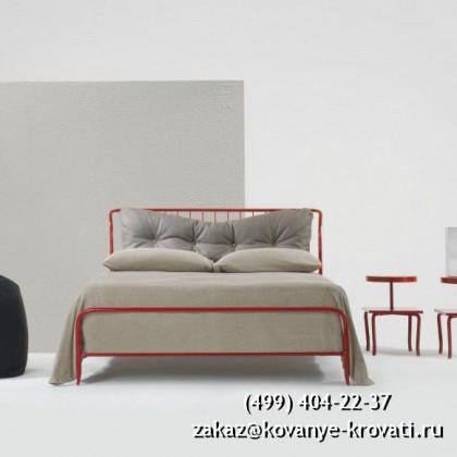 Кованая кровать Ригейр 1