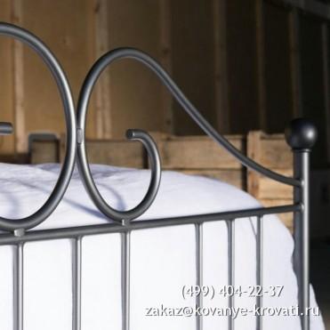 Кованая кровать Рисольфо