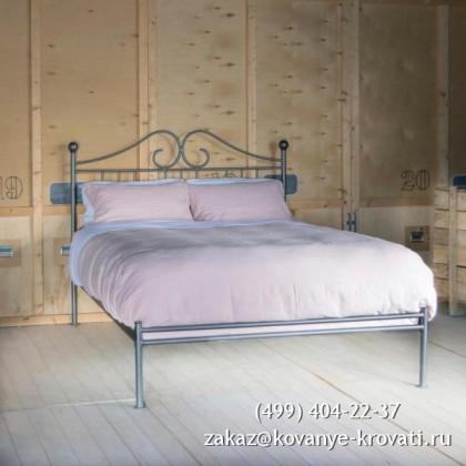 Кованая кровать Рисольфо 1