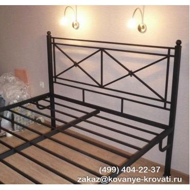 Кованая кровать Селеста
