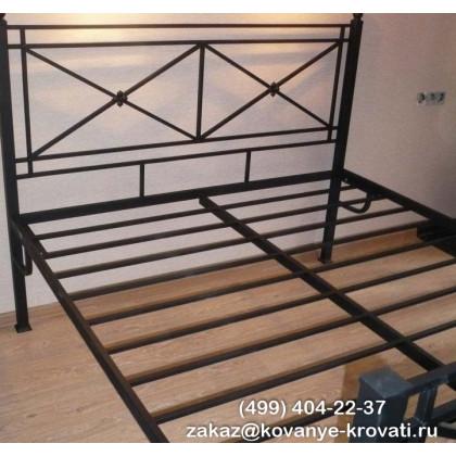 Кованая кровать Селеста 1